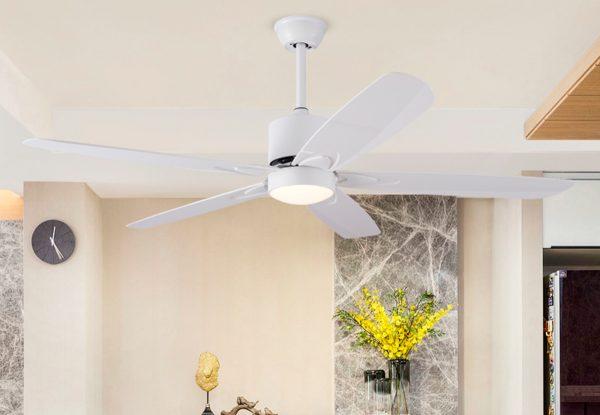 Abanico-Malte-con-Luz-LED-y-Control-Remoto-Blanco